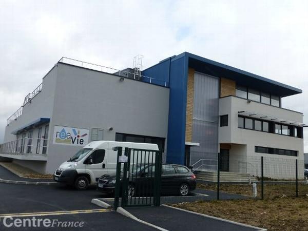 Construction par EGDC de l'usine d'eau potable de Vierzon